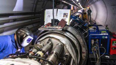 Redémarrage du LHC : «désormais, la machine va fonctionner à presque 100%»