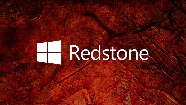 Windows 11 ? Non, Windows Redstone en 2016