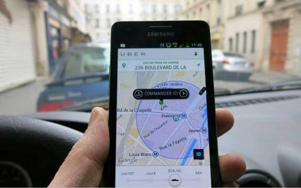VTC : la plateforme Uber-Pop pas interdite pour l'instant