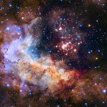 Hubble : feux d'artifice céleste pour ses 25 ans