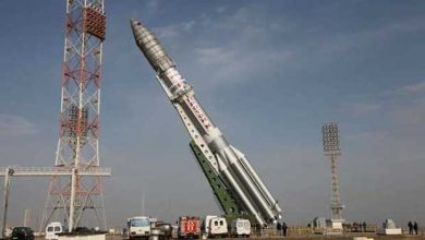 Une fusée expérimentale russe s'écrase dans le nord du pays