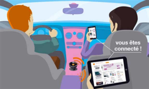 Airbox Auto : le gadget d'Orange pour créer un réseau WiFi dans une voiture