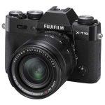 Nouvel appareil photo à objectif interchangeable Fujifilm X-T10