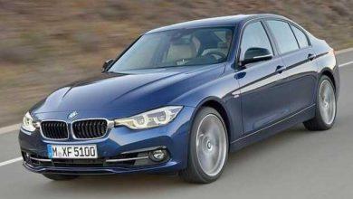 BMW : voici les premières images du restylage de la Série 3