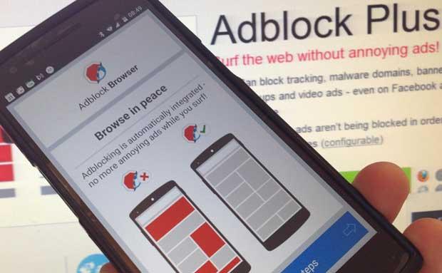 Adblock Plus lance Adblock Browser, un navigateur pour Android