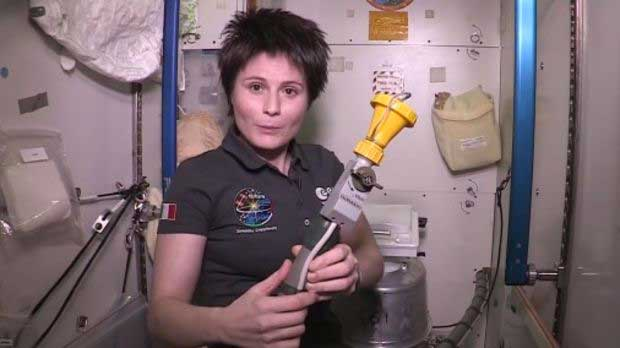 Comment vont-ils aux toilettes dans l'espace ?