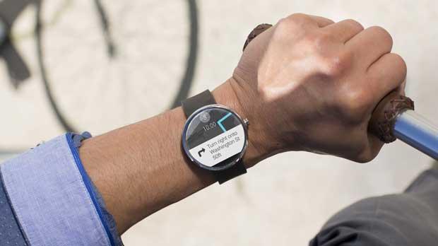 Les montres Android Wear bientôt capables de passer des appels ?