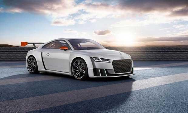 Wörthersee 2015 : Audi TT Clubsport Turbo, 600 ch et turbos électriques