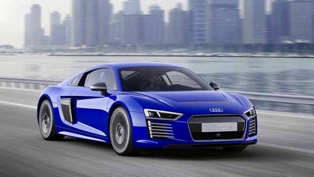 Audi présente son concept de R8 autonome