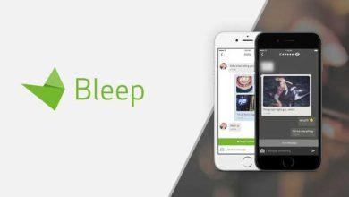BitTorrent lance l'application de chat anonyme Bleep