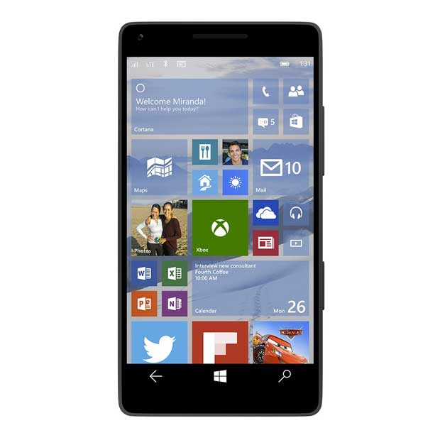 BUILD 2015 : les smartphones Windows deviennent de véritables PC portables