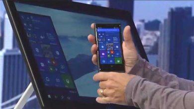 BUILD 2015 : le lancement de Windows 10 sur smartphones serait prévu pour octobre