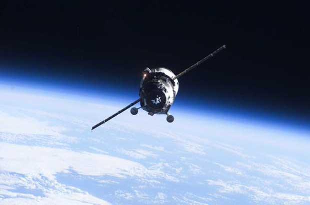 Un cargo spatial russe va s'écraser sur Terre