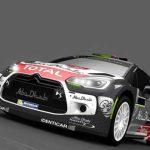 WRC - Nouvelles couleurs pour Citroën