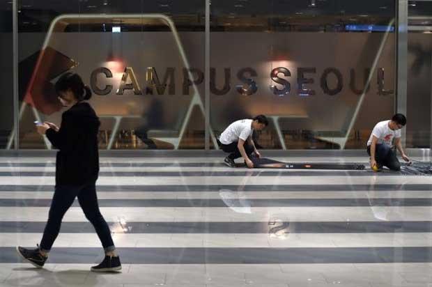 Google inaugure un campus à Séoul, le premier en Asie