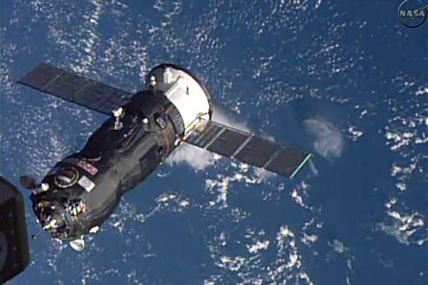 L'industrie spatiale russe soulagée après le succès d'un vaisseau Progress