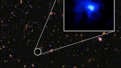 Des astronomes ont découvert une nouvelle doyenne des galaxies