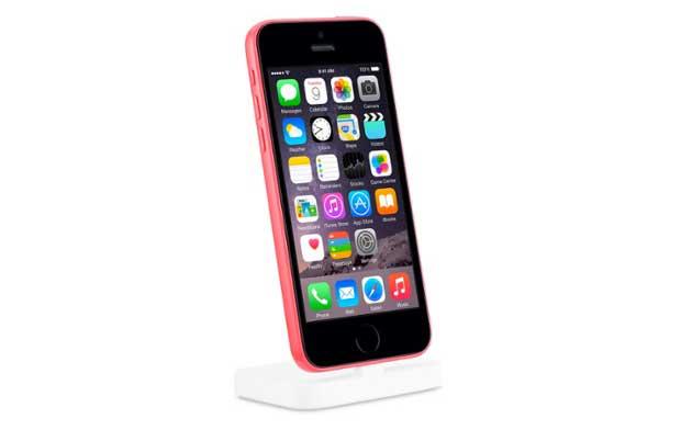 Apple dévoile par erreur une photo de son nouvel iPhone 6C