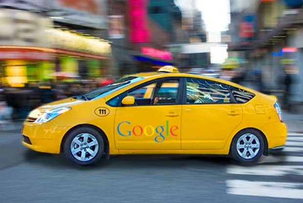 Google Car : 5.000 taxis autonomes dans les rues de New-York en 2016