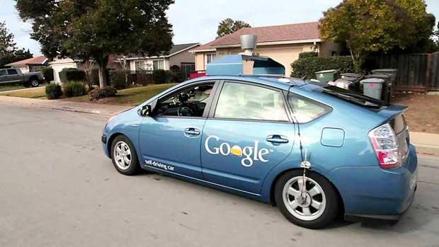 En six ans de tests, la Google car n'aurait connu que 11 accidents mineurs