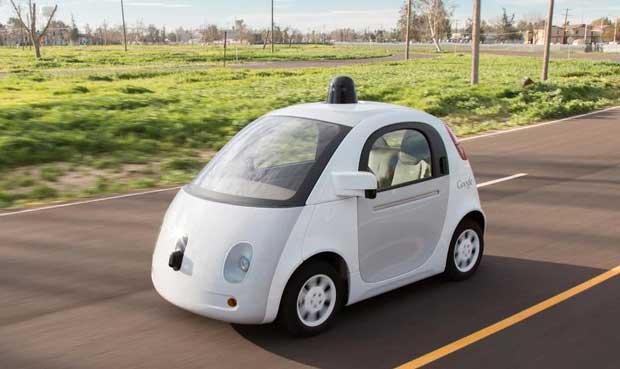 Les voitures autonomes de Google s'inviteront sur les voies publiques cet été