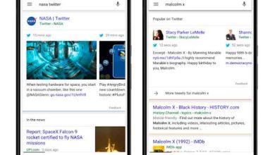 Les tweets réapparaissent dans le moteur de recherche de Google
