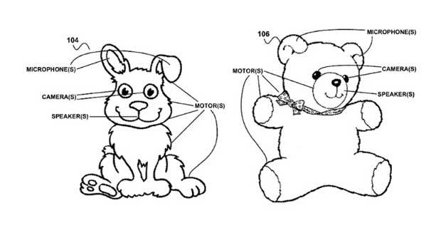 Google dépose un brevet pour des jouets intelligents