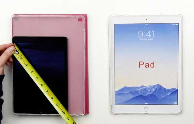 L'iPad Pro serait une tablette de 12 pouces