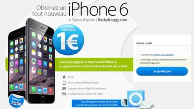 iPhone 6 à 1 euro : Attention aux arnaques !