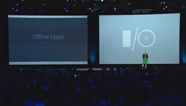 Jen Fitzpatrick annonce le nouveau Maps Offline.