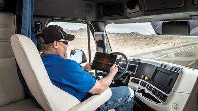 Le Nevada autorise le premier poids-lourd qui peut presque rouler sans chauffeur