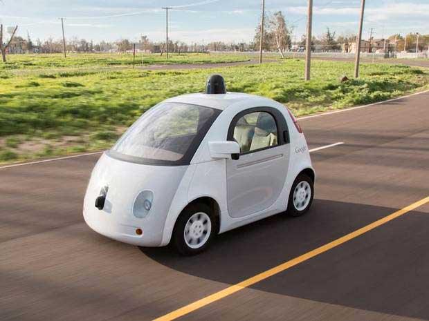 Les Google se préparent à rouler sur les routes publiques