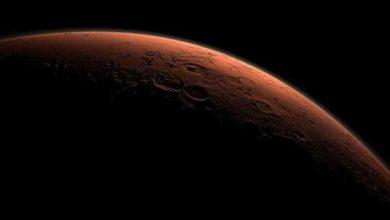 Mars Attacks de rayons cosmiques pour les cosmonautes