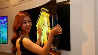 LG : un écran OLED de 55 pouces qui s'accroche au mur avec des aimants