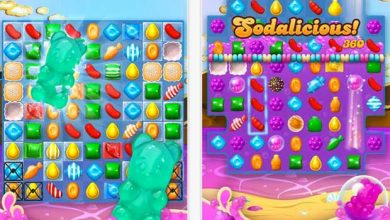 Windows 10, Candy Crush Saga sera installé par défaut !