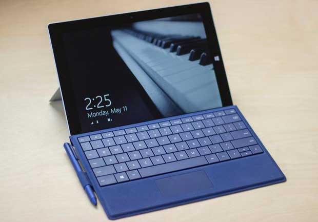 Microsoft Surface 3 : la troisième est la bonne