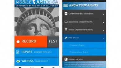 Une application pour documenter les incidents avec la police