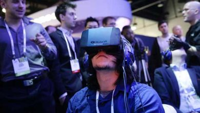 Le casque de réalité virtuelle de Facebook, Oculus Rift, arrive en 2016