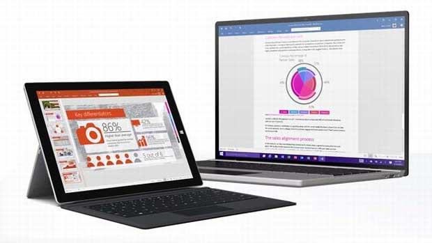 Microsoft Office 2016 bêta publique est disponible en téléchargement