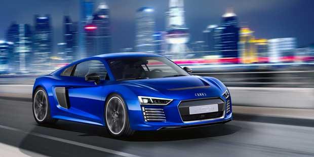 Audi R8 e-tron piloted driving : l'anti Tesla venue d'I Robot
