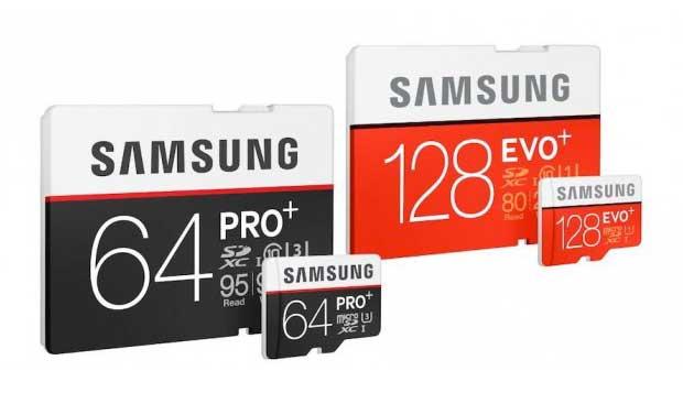 Samsung lance une nouvelle génération de cartes mémoire