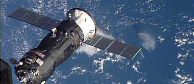 Le vaisseau cargo Progress s'est désintégré dans l'atmosphère