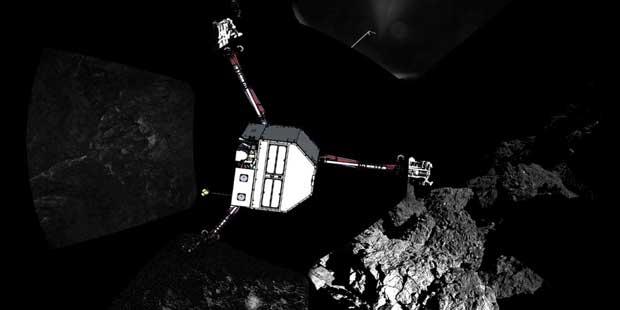 Rosetta va essayer (encore une fois) de réveiller Philae