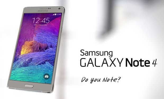 Le Galaxy Note 5 pourrait arriver plus tôt que prévu