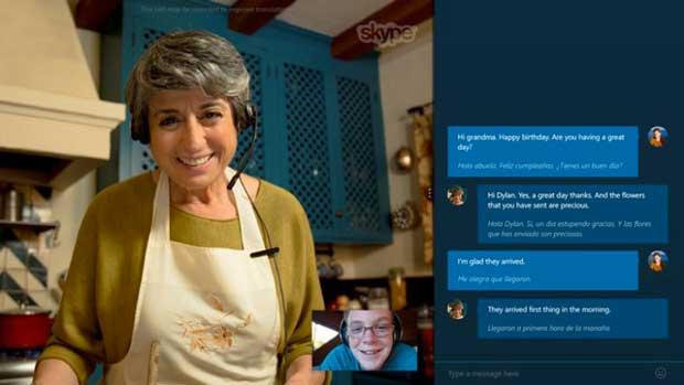L'outil de traduction instantanée de Skype disponible à tous sous Windows 8.1 et 10