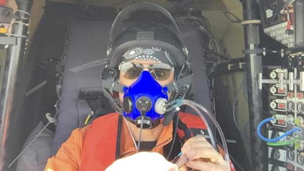 Solar Impulse : le pilote prêt à franchir le Pacifique