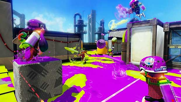 Un Nintendo Direct le 7 Mai pour Splatoon