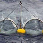 """Filets utilisés par """"Tara"""" pour collecter des échantillons planctoniques."""