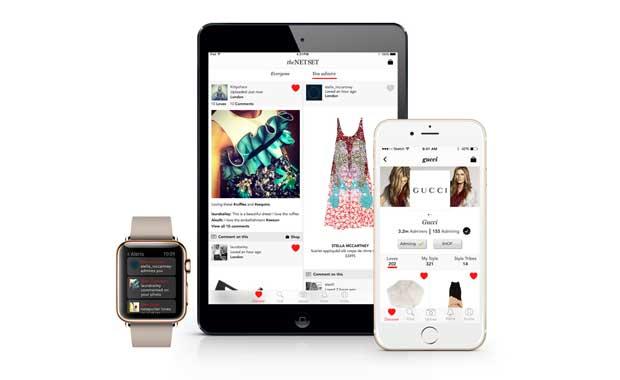 The Net Set : Net-a-Porter lance son premier réseau social dédié au shopping
