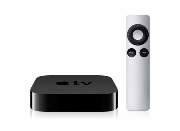 Une télécommande tactile pour la nouvelle Apple TV ?